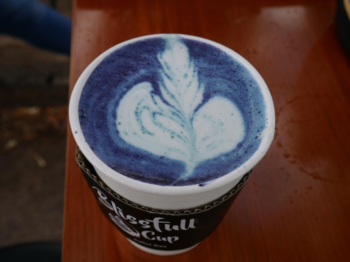 Oatly Matcha Latte